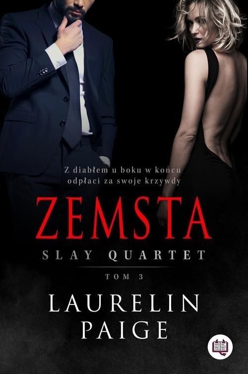 okładka Slay Quartet Tom 3 Zemstaksiążka      Laurelin Paige