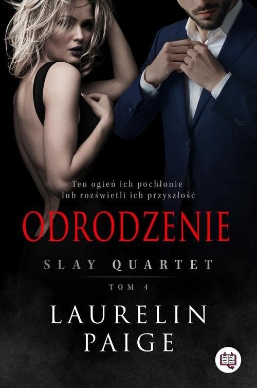 okładka Slay Quartet Tom 4 Odrodzenieksiążka |  | Laurelin Paige