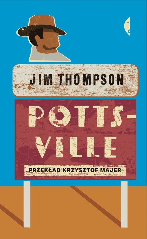 okładka Pottsvilleksiążka |  | Thompson Jim
