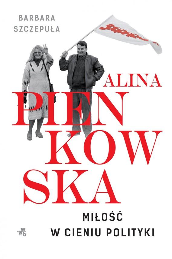 okładka Alina. Miłość w cieniu politykiebook   epub, mobi   Barbara Szczepuła
