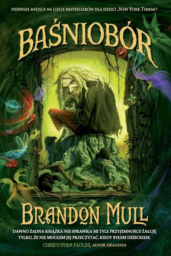 okładka Baśniobórebook | epub, mobi | Brandon Mull