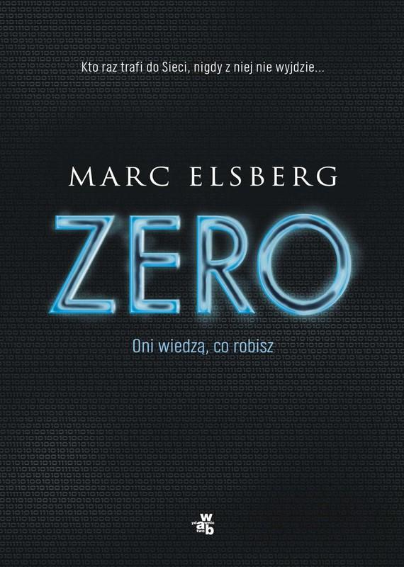 okładka Zeroebook | epub, mobi | Marc Elsberg