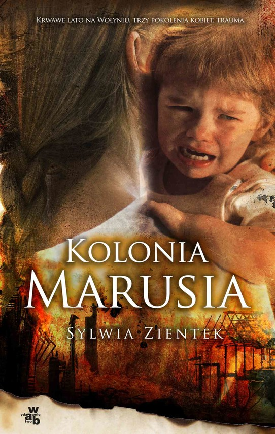 okładka Kolonia Marusiaebook | epub, mobi | Sylwia Zientek