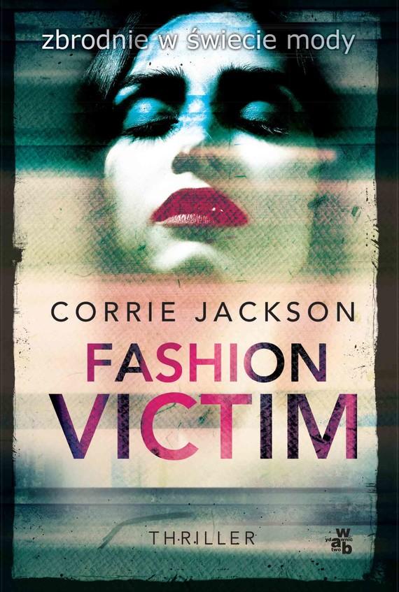 okładka Fashion Victimebook | epub, mobi | Corrie Jackson