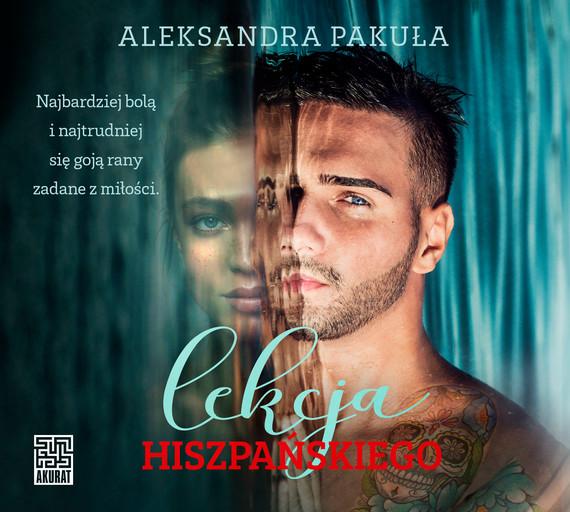 okładka Lekcja hiszpańskiegoaudiobook   MP3   Aleksandra Pakuła