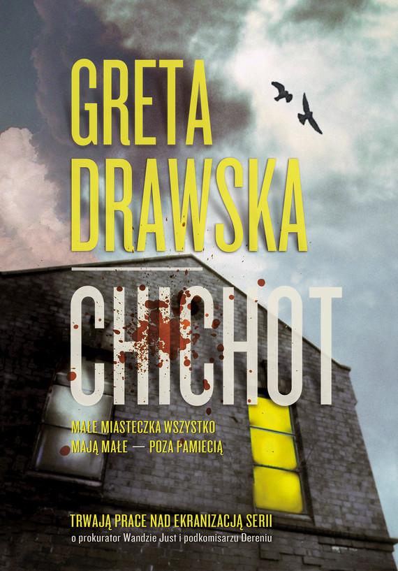 okładka Chichotebook   epub, mobi   Greta Drawska