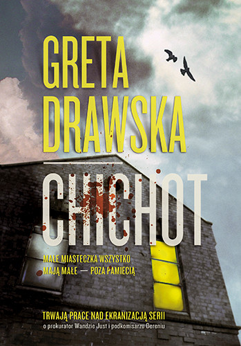 okładka Chichotksiążka      Greta Drawska