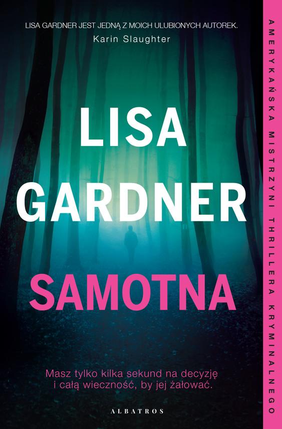 okładka SAMOTNAebook   epub, mobi   Lisa Gardner