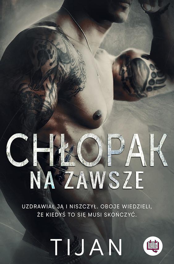 okładka Chłopak na zawszeebook | epub, mobi | Tijan