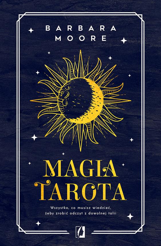 okładka Magia tarotaebook | epub, mobi | Barbara Moore
