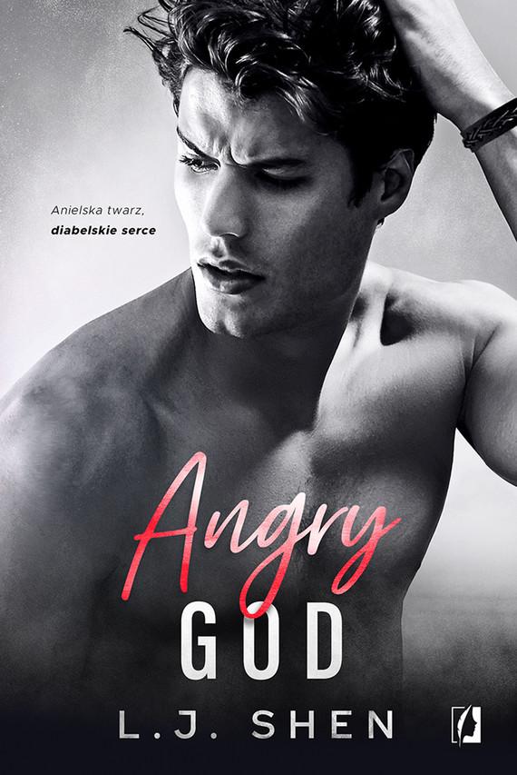 okładka Angry God. All Saints High. Tom 3ebook | epub, mobi | L.J. Shen