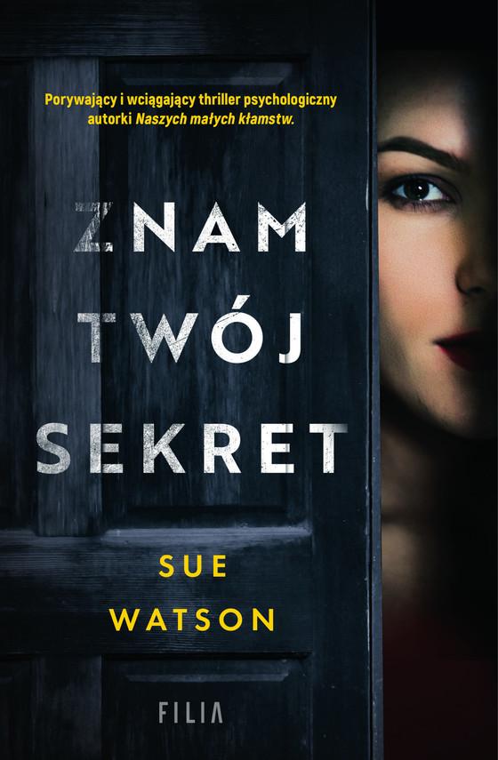 okładka Znam twój sekretebook   epub, mobi   Sue Watson