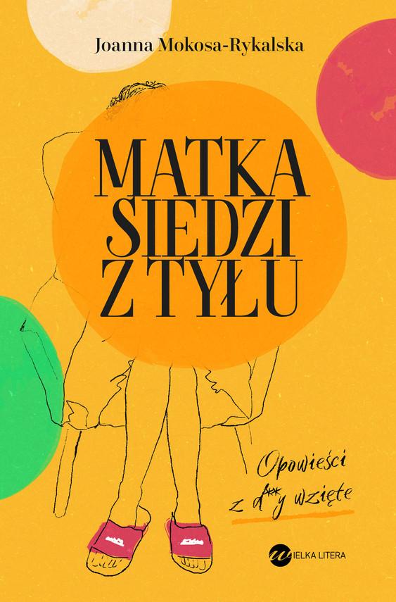 okładka Matka siedzi z tyłuebook | epub, mobi | Joanna Mokosa-Rykalska