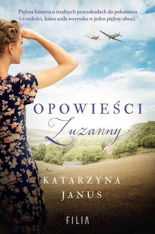 okładka Opowieści Zuzannyksiążka |  | Katarzyna Janus