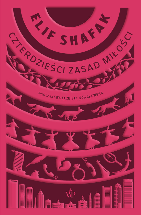 okładka Czterdzieści zasad miłościebook | epub, mobi | Elif Shafak
