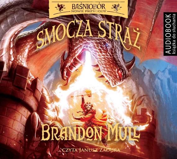 okładka Smocza strażaudiobook   MP3   Brandon Mull