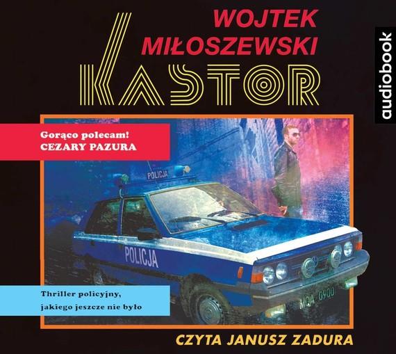 okładka Kastoraudiobook | MP3 | Wojtek Miłoszewski