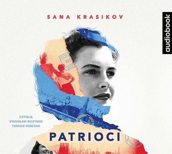 okładka Patriociaudiobook   MP3   Sana Krasikov