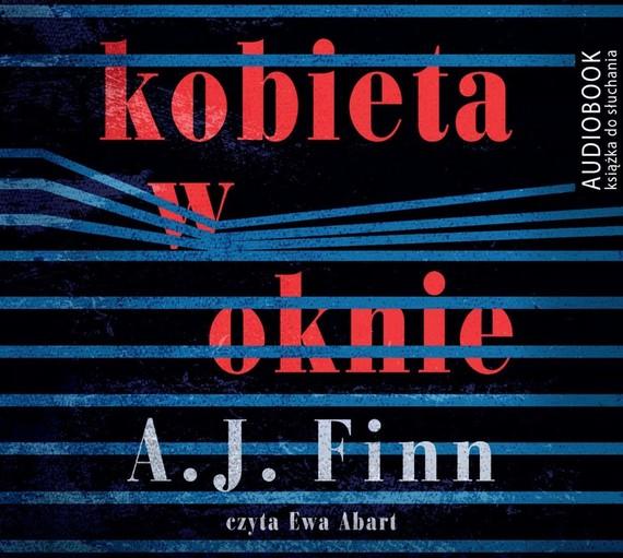 okładka Kobieta w oknieaudiobook | MP3 | A.J. Finn