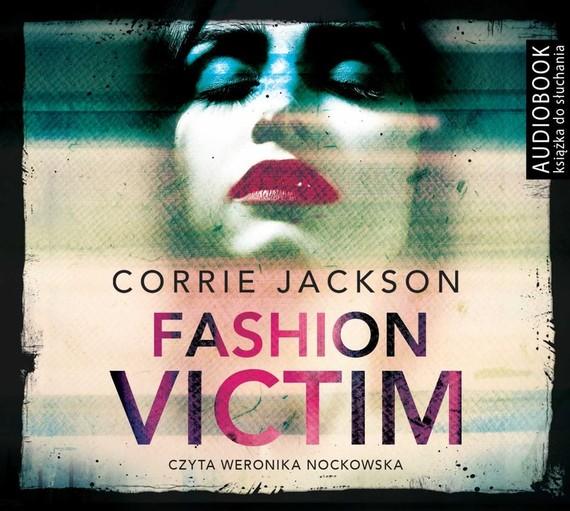 okładka Fashion Victimaudiobook | MP3 | Corrie Jackson
