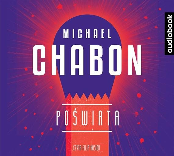 okładka Poświataaudiobook | MP3 | Michael Chabon