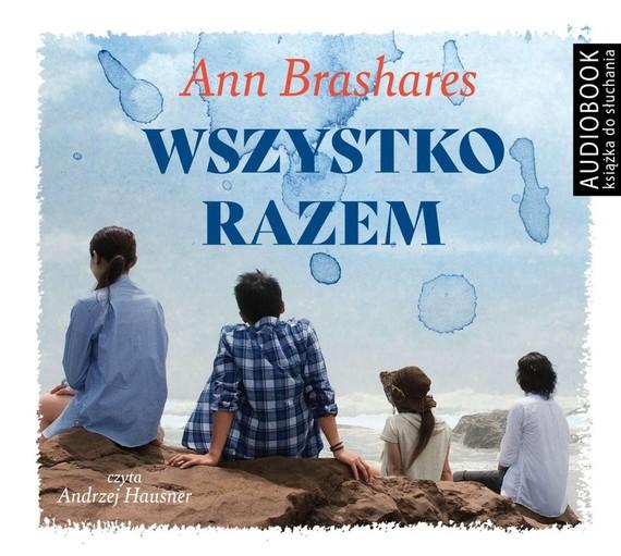 okładka Wszystko razemaudiobook   MP3   Ann Brashares