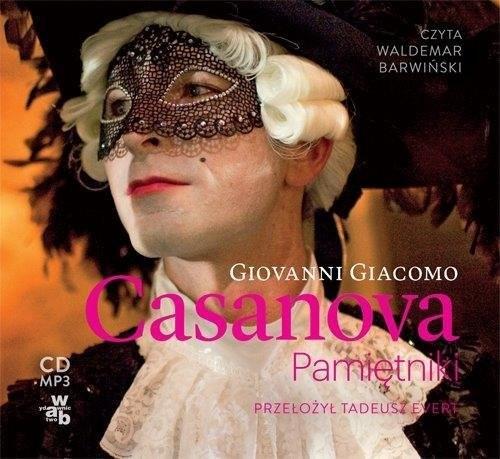 okładka Pamiętnikiaudiobook | MP3 | Giacomo Casanova