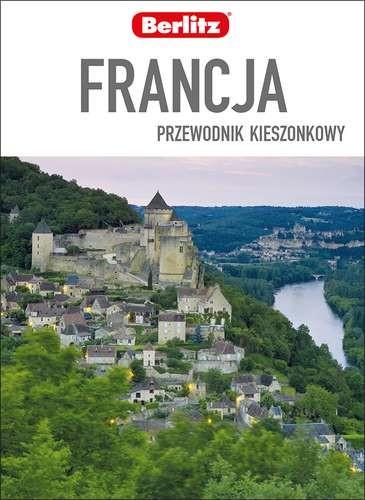 okładka Francja przewodnik kieszonkowyksiążka      Catherine Barr