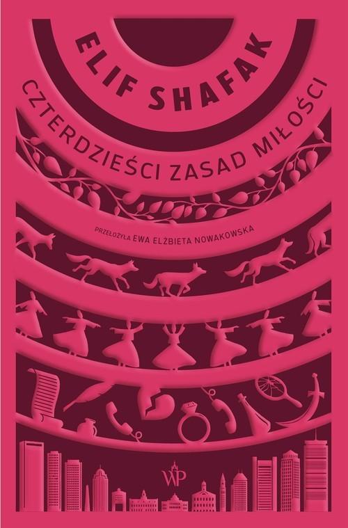 okładka Czterdzieści zasad miłościksiążka |  | Elif Shafak