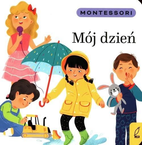 okładka Montessori Mój dzieńksiążka |  | Marzena Kunicka-Porwisz