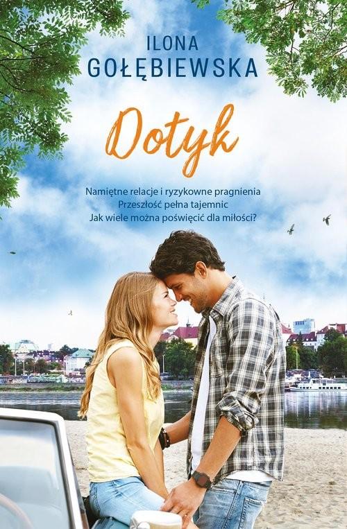okładka Dotykksiążka |  | Ilona Gołębiewska