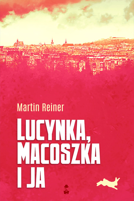 okładka Lucynka, Macoszka i jaebook | epub, mobi | Martin Reiner