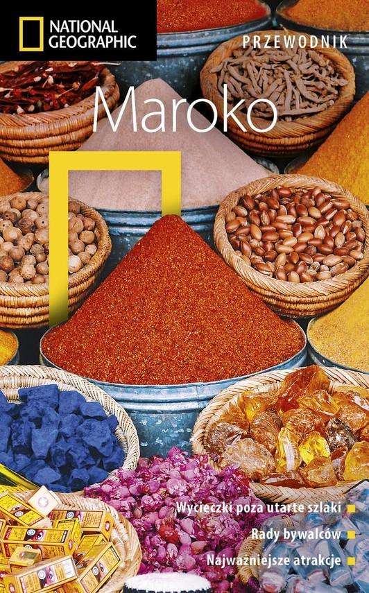 okładka Maroko. Przewodnik National Geographic (wydanie 2, zaktualizowane) książka |  | Carole French