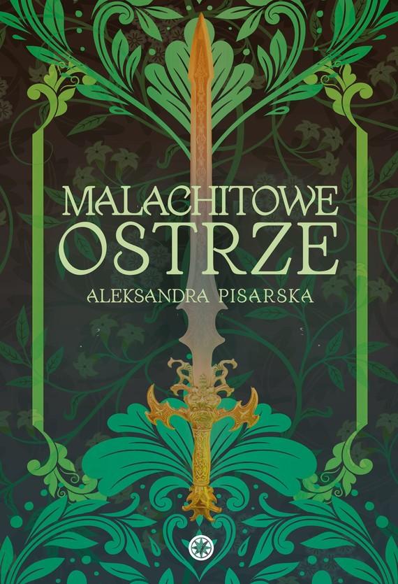 okładka Malachitowe ostrzeebook   epub, mobi   Aleksandra Pisarska