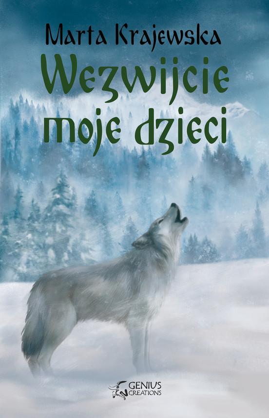 okładka Wezwijcie moje dzieciebook   epub, mobi   Marta Krajewska