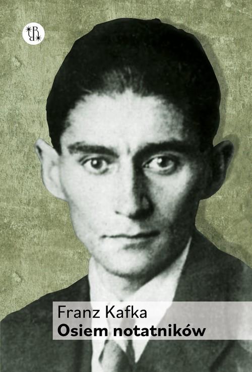 okładka Osiem notatnikówksiążka      Franz Kafka