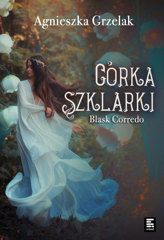 okładka Córka Szklarkiebook   epub, mobi   Agnieszka Grzelak