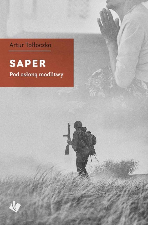 okładka Saperebook | epub, mobi | Artur Tołłoczko