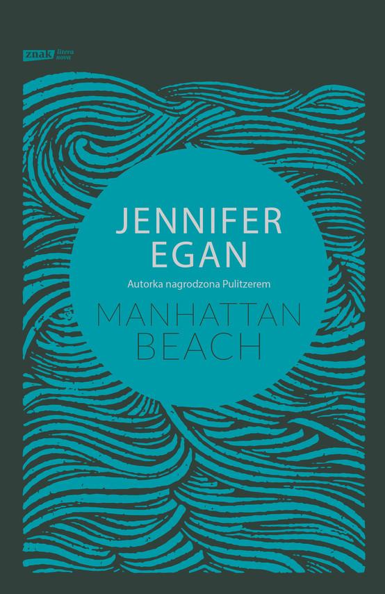 okładka Manhattan Beachebook   epub, mobi   Jennifer Egan
