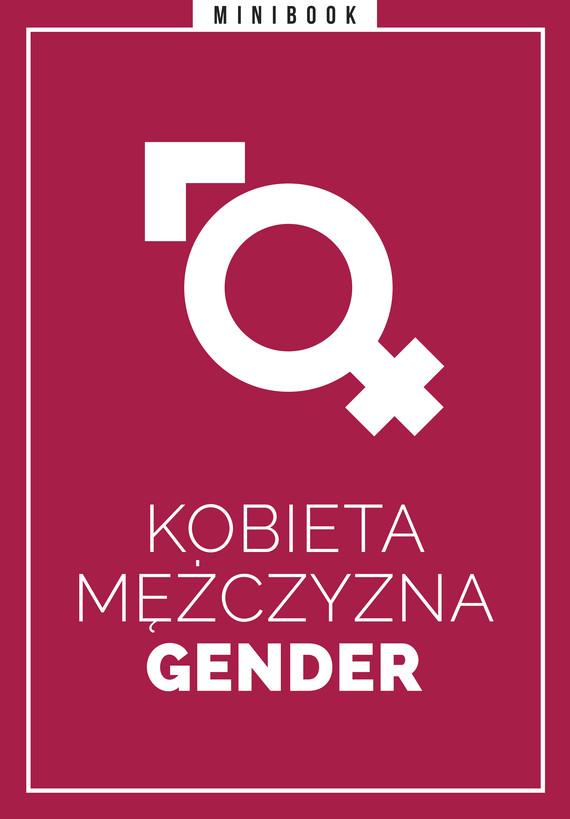 okładka Kobieta Mężyczna Gender. Minibookebook   epub, mobi   Opracowania Zbiorowe