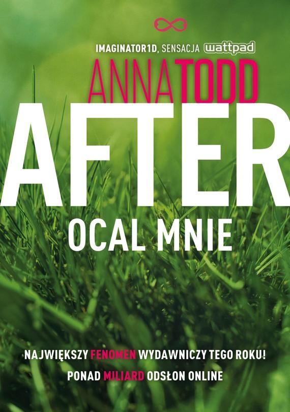 okładka After. Ocal mnieebook | epub, mobi | Anna Todd