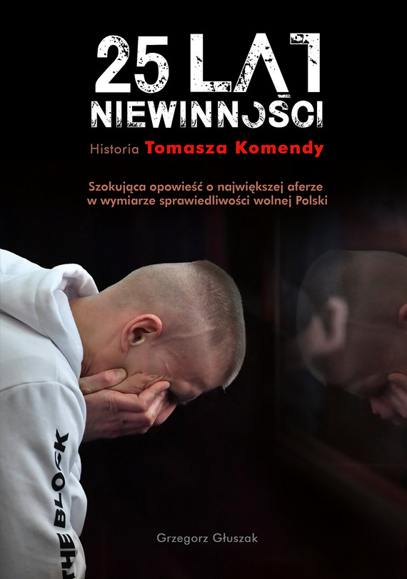 okładka 25 lat niewinnościebook   epub, mobi   Grzegorz Głuszak