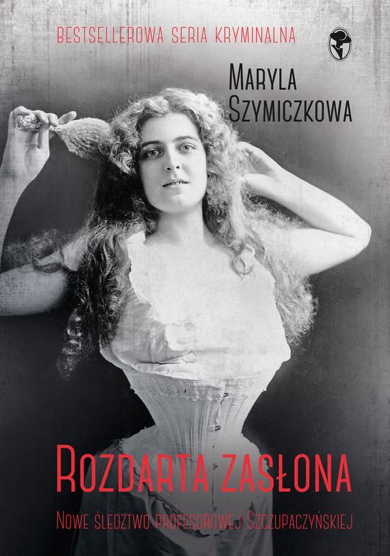 okładka Rozdarta zasłonaebook   epub, mobi   Jacek Dehnel, Piotr Tarczyński, Maryla Szymiczkowa