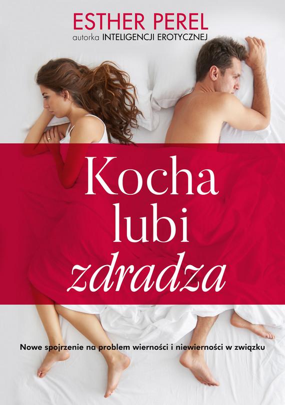 okładka Kocha, lubi, zdradzaebook | epub, mobi | Perel Esther