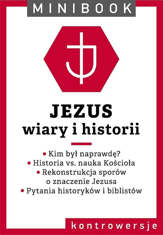 okładka Jezus. Minibookebook | epub, mobi | Opracowania Zbiorowe