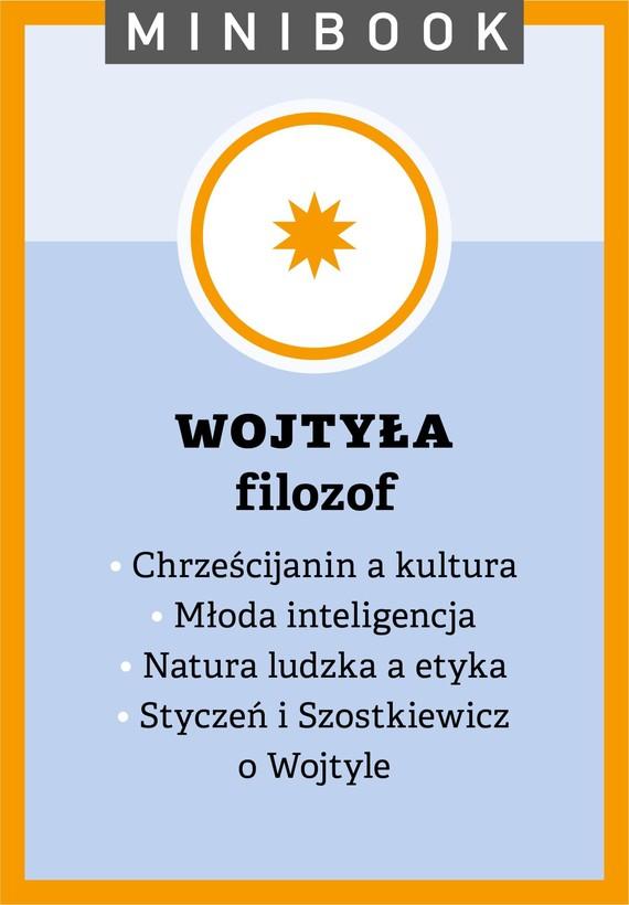 okładka Wojtyła. Minibookebook   epub, mobi   Opracowania Zbiorowe