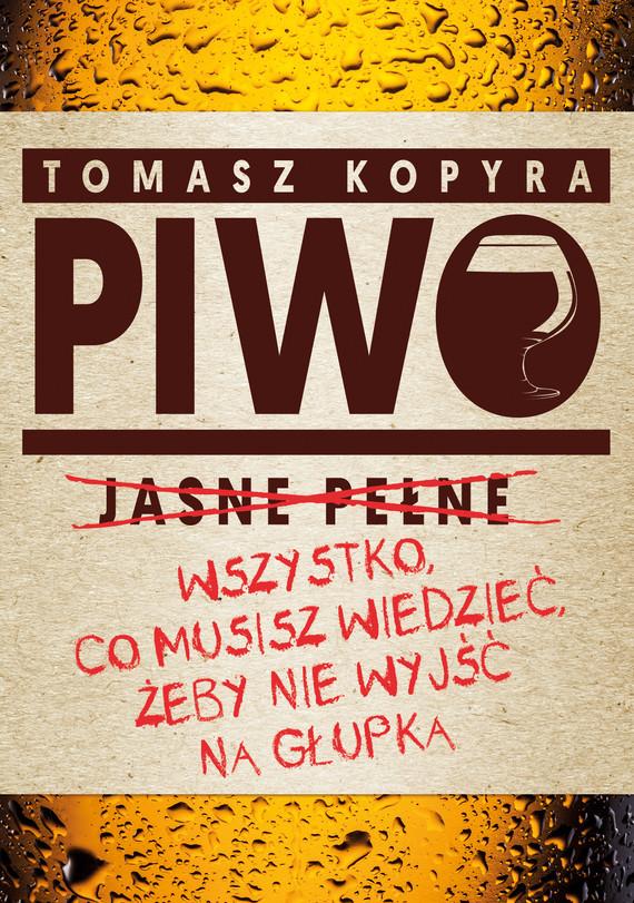 okładka Piwoebook   epub, mobi   Tomasz Kopyra