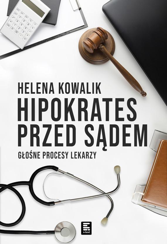 okładka Hipokrates przed sądemebook | epub, mobi | Helena Kowalik