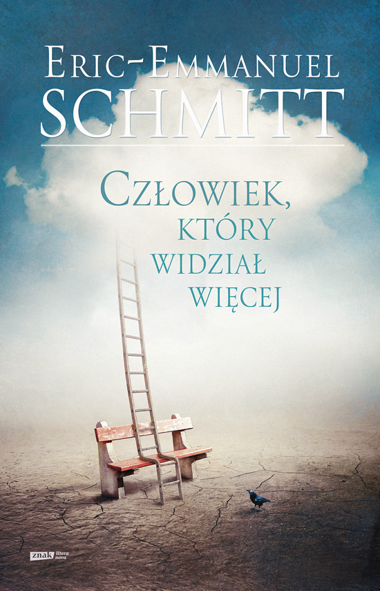 okładka Człowiek, który widział więcejebook | epub, mobi | Eric-Emmanuel Schmitt