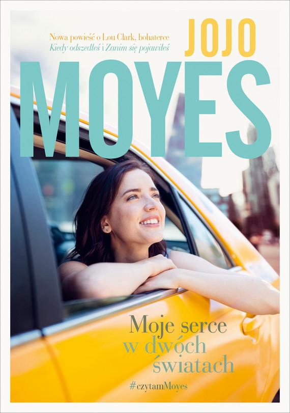 okładka Moje serce w dwóch światachebook   epub, mobi   Jojo Moyes